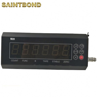 Price for feed mixer wagon electrical weighing industrial indicator