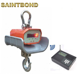 10t 5000kg ocs with digital 2000kg fire protection crane 5t heat proof scales anti-heat shield scale