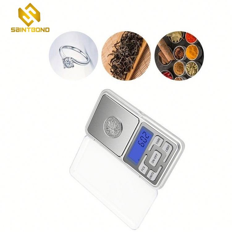 HC-1000B High Precision Scales stainless steel 0.01 x 300g Digital Diamond Pocket Retail Balance Jewelry Weighing Scale For Gold