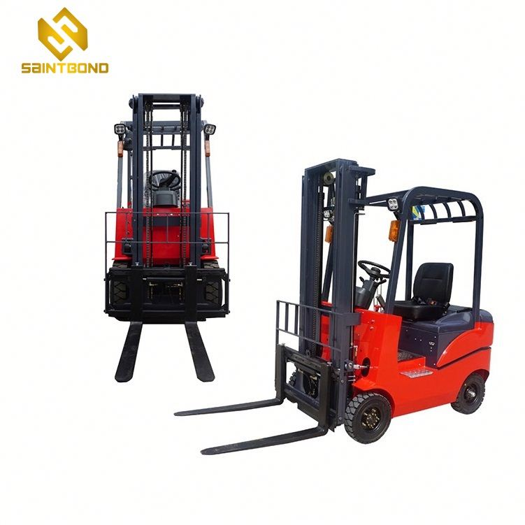 CPD Mini Telescopic Forklift Loader With Max Lifting Capacity1.8Ton
