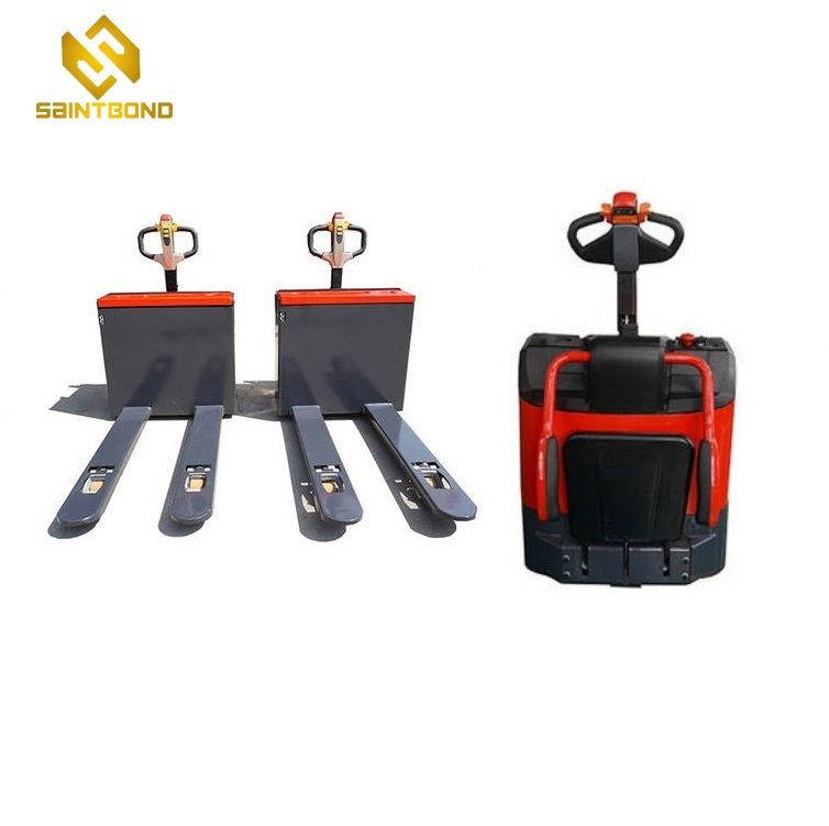PSES12 Top Quality 2 ton mini electric pallet truck forklift with cheap price