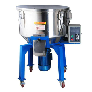 High Quality Chemical Plastic Resin Mixer With Dryer Pellet Plastic Mixer