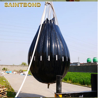 bags rescue boat test lifting equipment for testing proof load overhead crane water bag