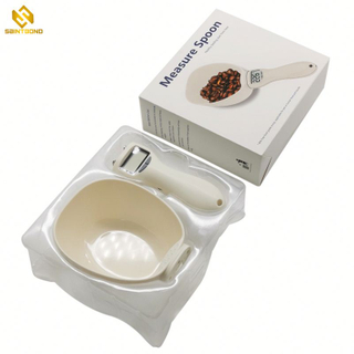 SP-002 Multi function LCD display mini portable smart measuring electronic kitchen digital spoon scale