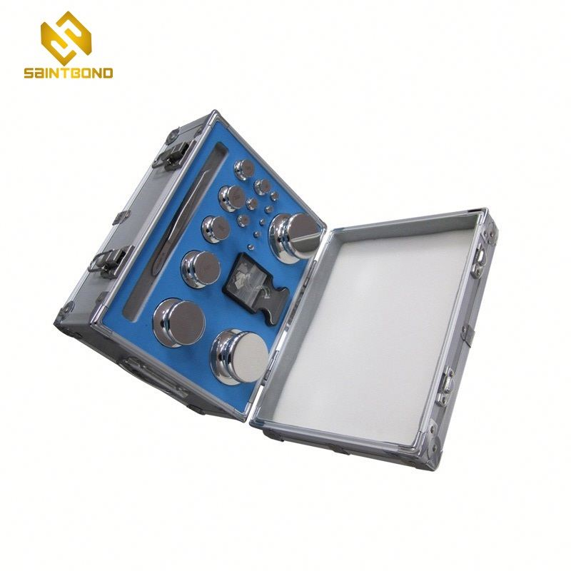 TWS02 Stainless Steel 1mg-500mg Sheet Calibrated Weight