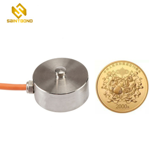Mini011 Miniature Compression Sensor For Balance, Spoke Type Weight Sensor Pancake mini load cell 10Kg -200Kg