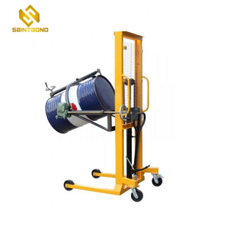 PSDT04 Eco-Friendly Oil Manual Drum Lifter Hydraulic Carrier Stacker