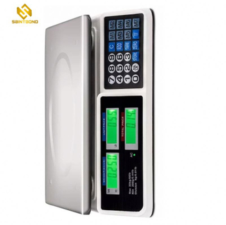 AS809 3kg-40kg Rs232 Electronic Digital Industrial Weighing Scale