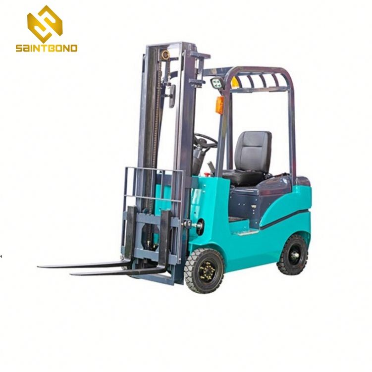 CPD Stacker electric forklift electric power pallet stacker self lift pallet stacker