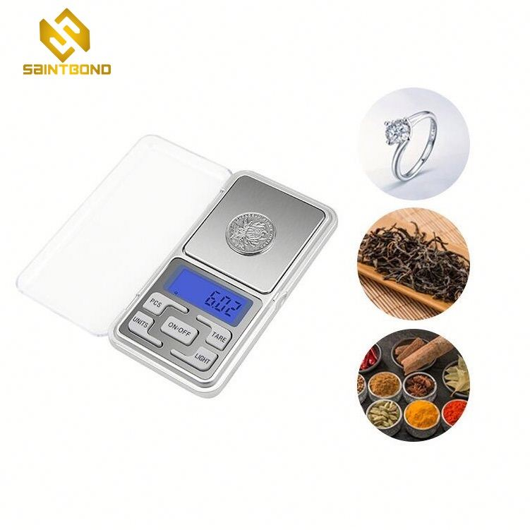 HC-1000B Portable Mini Digital Pocket Scales 200g/100g 0.01g for Gold Sterling Jewelry Gram Balance Weight Electronic Scales