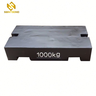 TWC02 Serviceable 500kg forklift counter weight hot new products