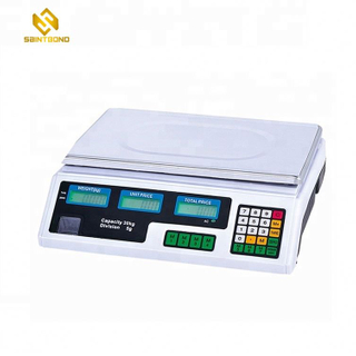ACS209 Digital Price Computing Scale Classic Style 40kg Counting Scale
