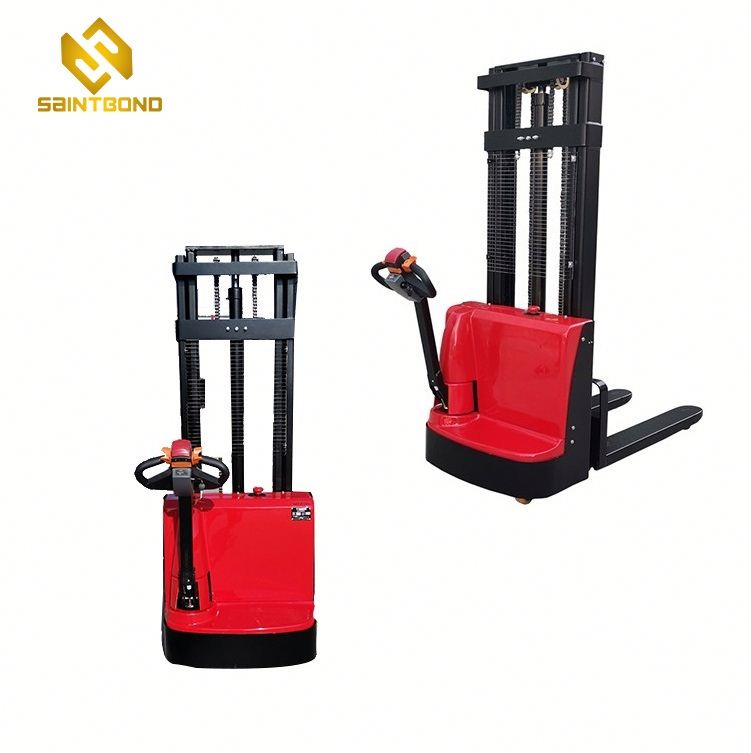 PSES11 2 ton Electric Stacker Small Electric Forklift Trucks with Cheapest Price