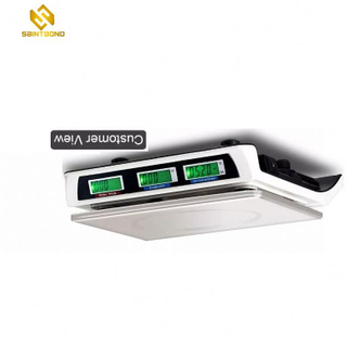 AS809 Acs 30 Digital Price Computing Scale Classical Model Led / Lcd Display