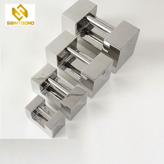 TWS04 Stainless Steel Rectangular Calibrated Weight Mirror Polishing and Sanding