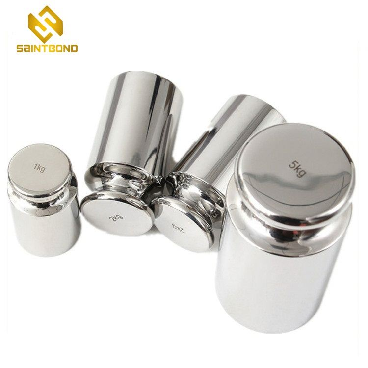 TWS01 M2 Class Steel Chrome Plating Cylindrical Calibration Weights