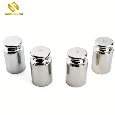 TWS01 OIML chrome steel weights, 20kg test weight, M1 class scale calibration weights