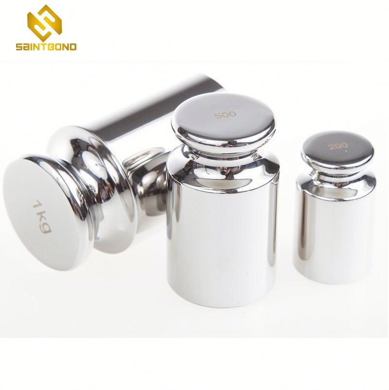 TWS01 1g standard weights for calibration Weighing equipment steel chrome plated gram balance calibration weight for wholesale