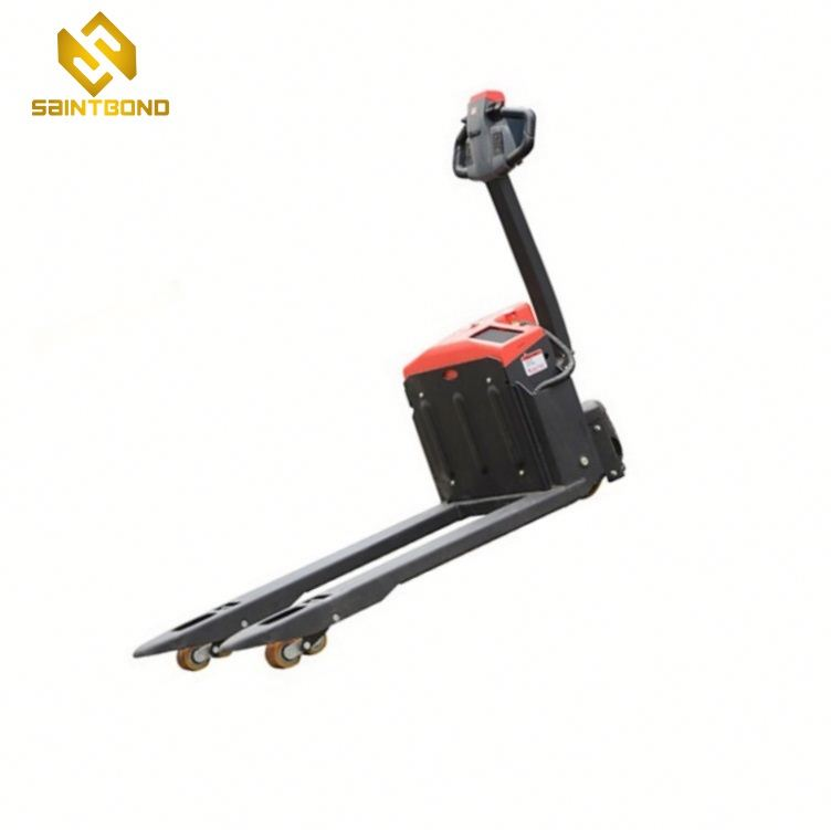 EPT20 Capacity 3300lbs Full Electric Lithium Li-ion Powered Pallet Jack Electric Pallet Truck