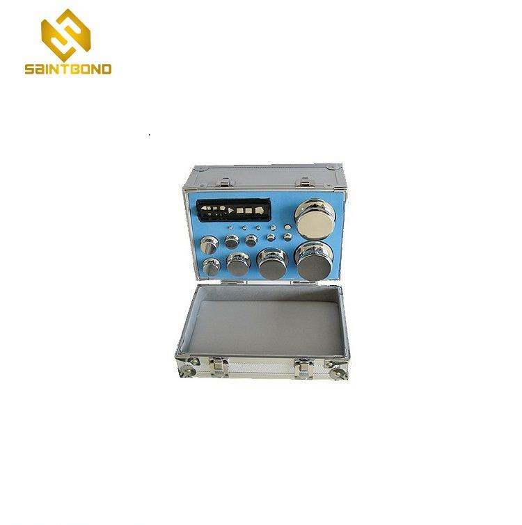 TWS02 OIML M1 Calibration Weight Set Standard Stainless Steel Balance Scale Calibration Weights