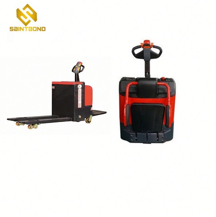 PSES12 Pallet truck weigh lift forklift pallet truck rough terrain electric pallet truck